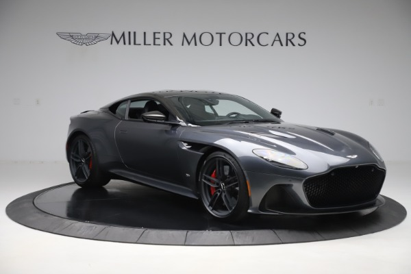 Used 2019 Aston Martin DBS Superleggera Coupe for sale $269,900 at Rolls-Royce Motor Cars Greenwich in Greenwich CT 06830 11