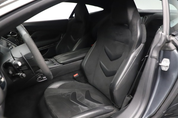Used 2019 Aston Martin DBS Superleggera Coupe for sale $269,900 at Rolls-Royce Motor Cars Greenwich in Greenwich CT 06830 15