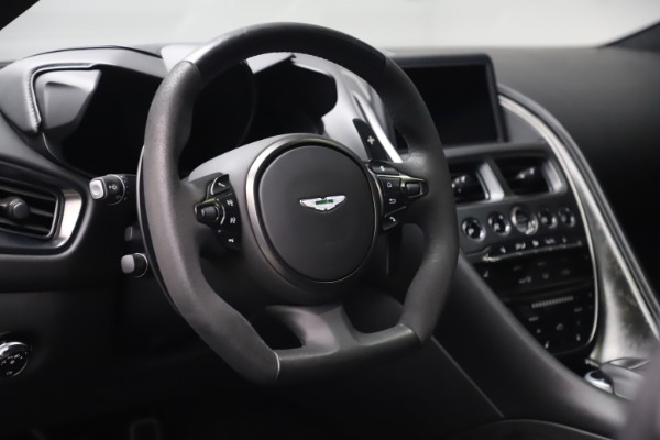 Used 2019 Aston Martin DBS Superleggera Coupe for sale $269,900 at Rolls-Royce Motor Cars Greenwich in Greenwich CT 06830 16