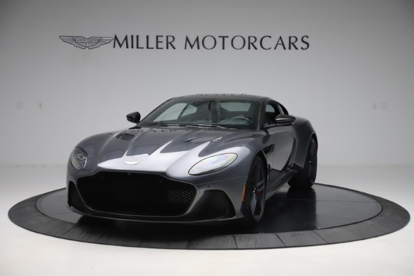Used 2019 Aston Martin DBS Superleggera Coupe for sale $269,900 at Rolls-Royce Motor Cars Greenwich in Greenwich CT 06830 2