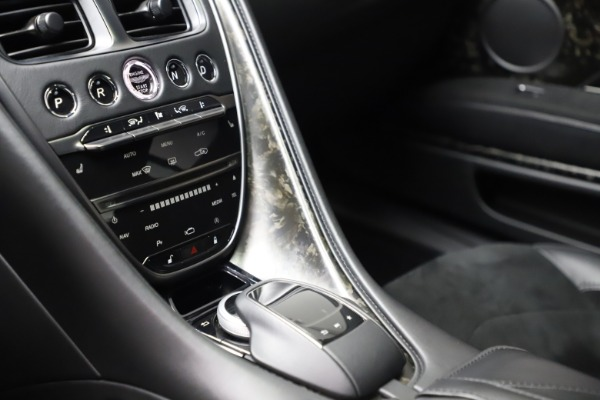 Used 2019 Aston Martin DBS Superleggera Coupe for sale $269,900 at Rolls-Royce Motor Cars Greenwich in Greenwich CT 06830 21