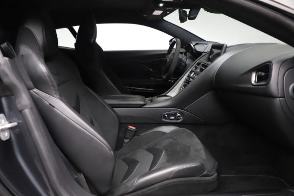 Used 2019 Aston Martin DBS Superleggera Coupe for sale $269,900 at Rolls-Royce Motor Cars Greenwich in Greenwich CT 06830 23
