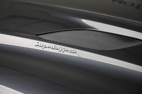 Used 2019 Aston Martin DBS Superleggera Coupe for sale $269,900 at Rolls-Royce Motor Cars Greenwich in Greenwich CT 06830 28