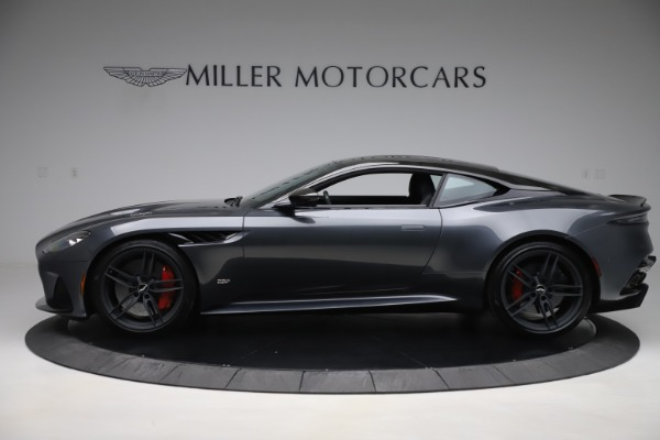 Used 2019 Aston Martin DBS Superleggera Coupe for sale $269,900 at Rolls-Royce Motor Cars Greenwich in Greenwich CT 06830 3