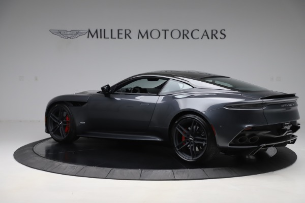 Used 2019 Aston Martin DBS Superleggera Coupe for sale $269,900 at Rolls-Royce Motor Cars Greenwich in Greenwich CT 06830 4