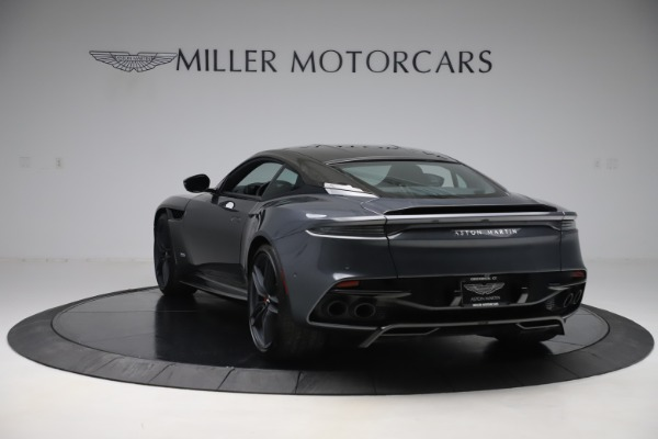 Used 2019 Aston Martin DBS Superleggera Coupe for sale $269,900 at Rolls-Royce Motor Cars Greenwich in Greenwich CT 06830 5