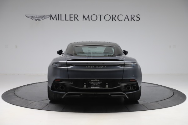 Used 2019 Aston Martin DBS Superleggera Coupe for sale $269,900 at Rolls-Royce Motor Cars Greenwich in Greenwich CT 06830 6