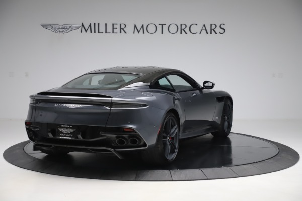 Used 2019 Aston Martin DBS Superleggera Coupe for sale $269,900 at Rolls-Royce Motor Cars Greenwich in Greenwich CT 06830 7