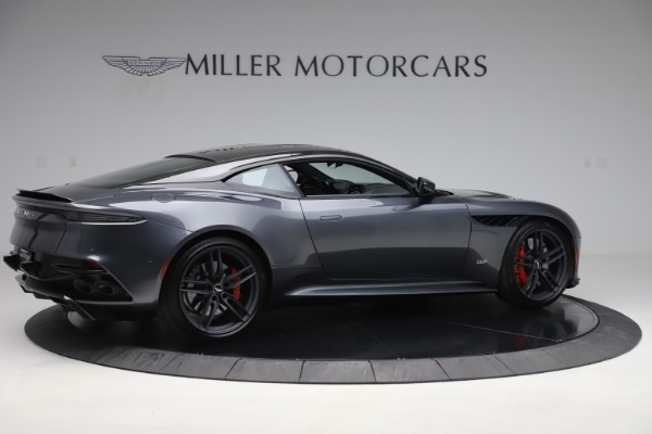 Used 2019 Aston Martin DBS Superleggera Coupe for sale $269,900 at Rolls-Royce Motor Cars Greenwich in Greenwich CT 06830 8