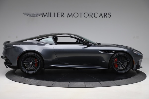 Used 2019 Aston Martin DBS Superleggera Coupe for sale $269,900 at Rolls-Royce Motor Cars Greenwich in Greenwich CT 06830 9