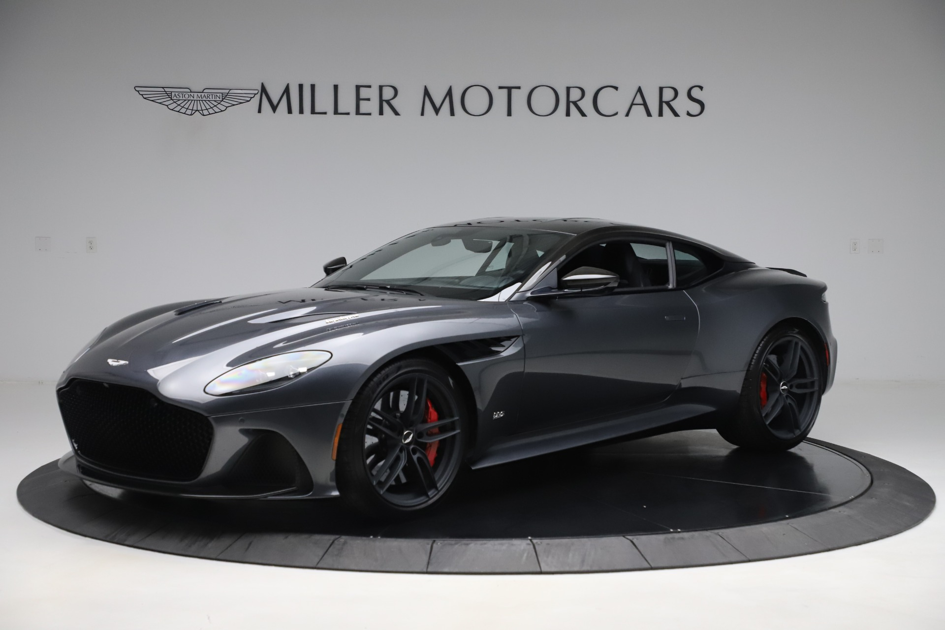Used 2019 Aston Martin DBS Superleggera Coupe for sale $269,900 at Rolls-Royce Motor Cars Greenwich in Greenwich CT 06830 1