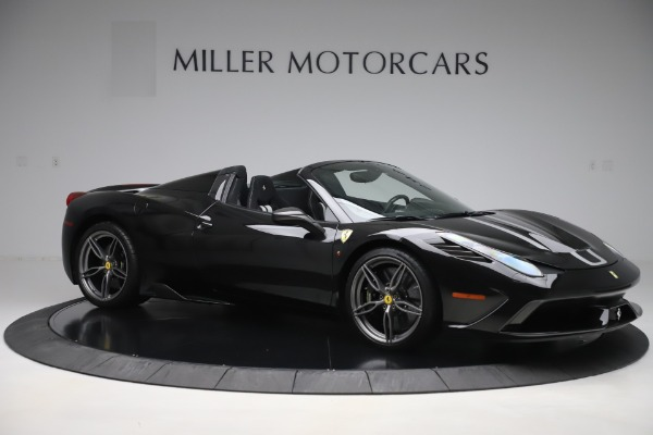 Used 2015 Ferrari 458 Speciale Aperta for sale $635,900 at Rolls-Royce Motor Cars Greenwich in Greenwich CT 06830 10