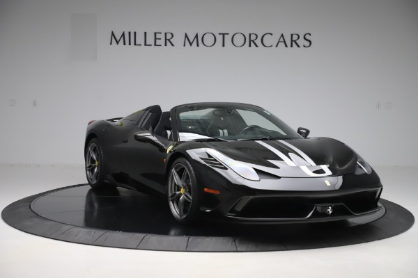 Used 2015 Ferrari 458 Speciale Aperta for sale $635,900 at Rolls-Royce Motor Cars Greenwich in Greenwich CT 06830 11