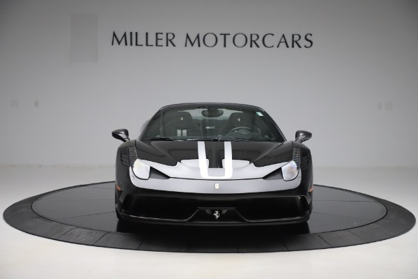 Used 2015 Ferrari 458 Speciale Aperta for sale $635,900 at Rolls-Royce Motor Cars Greenwich in Greenwich CT 06830 12