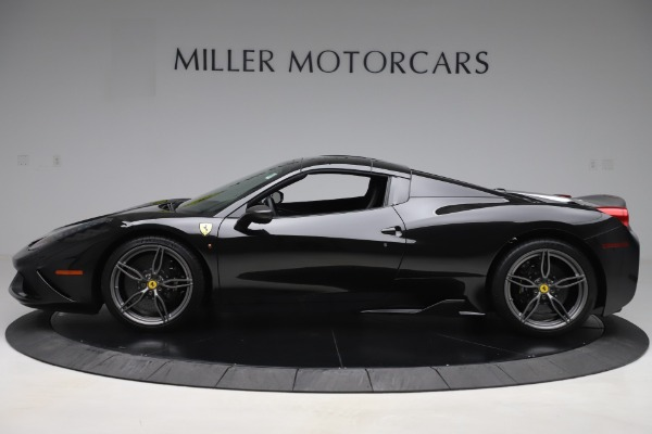 Used 2015 Ferrari 458 Speciale Aperta for sale $635,900 at Rolls-Royce Motor Cars Greenwich in Greenwich CT 06830 14