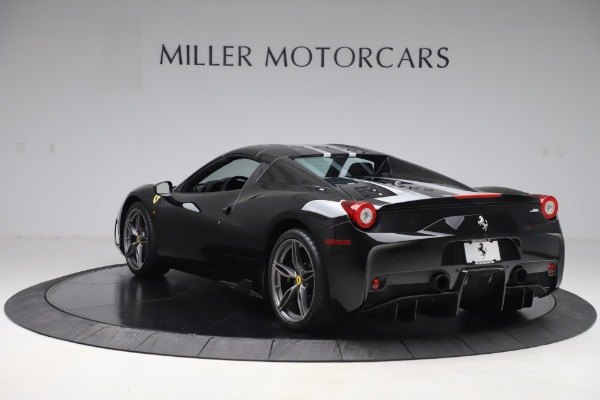 Used 2015 Ferrari 458 Speciale Aperta for sale $635,900 at Rolls-Royce Motor Cars Greenwich in Greenwich CT 06830 15