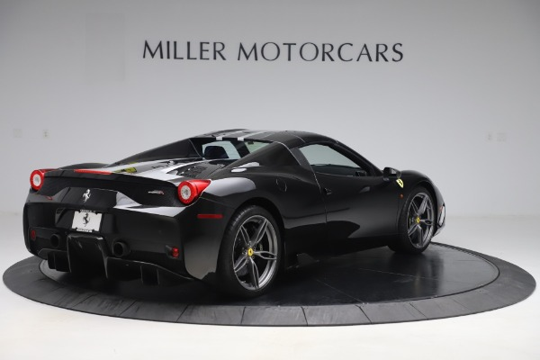 Used 2015 Ferrari 458 Speciale Aperta for sale $635,900 at Rolls-Royce Motor Cars Greenwich in Greenwich CT 06830 16