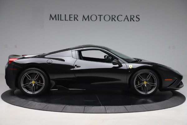 Used 2015 Ferrari 458 Speciale Aperta for sale $635,900 at Rolls-Royce Motor Cars Greenwich in Greenwich CT 06830 17