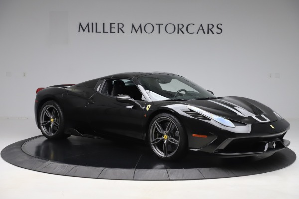 Used 2015 Ferrari 458 Speciale Aperta for sale $635,900 at Rolls-Royce Motor Cars Greenwich in Greenwich CT 06830 18