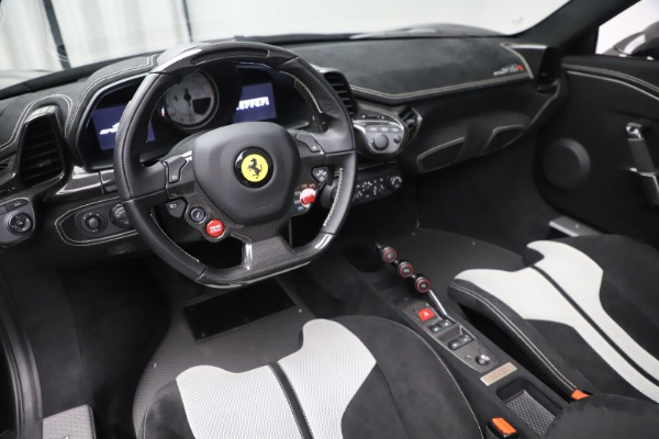 Used 2015 Ferrari 458 Speciale Aperta for sale $635,900 at Rolls-Royce Motor Cars Greenwich in Greenwich CT 06830 20