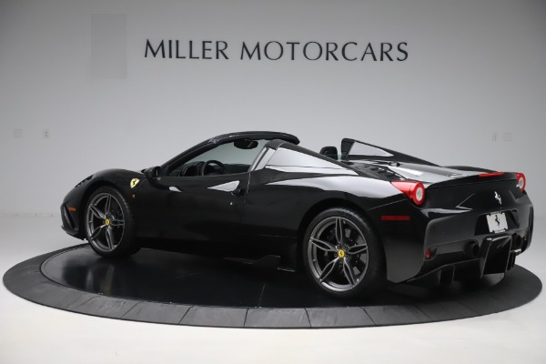 Used 2015 Ferrari 458 Speciale Aperta for sale $635,900 at Rolls-Royce Motor Cars Greenwich in Greenwich CT 06830 4