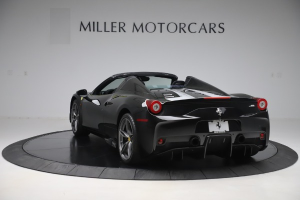 Used 2015 Ferrari 458 Speciale Aperta for sale $635,900 at Rolls-Royce Motor Cars Greenwich in Greenwich CT 06830 5