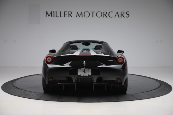 Used 2015 Ferrari 458 Speciale Aperta for sale $635,900 at Rolls-Royce Motor Cars Greenwich in Greenwich CT 06830 6