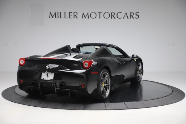 Used 2015 Ferrari 458 Speciale Aperta for sale $635,900 at Rolls-Royce Motor Cars Greenwich in Greenwich CT 06830 7