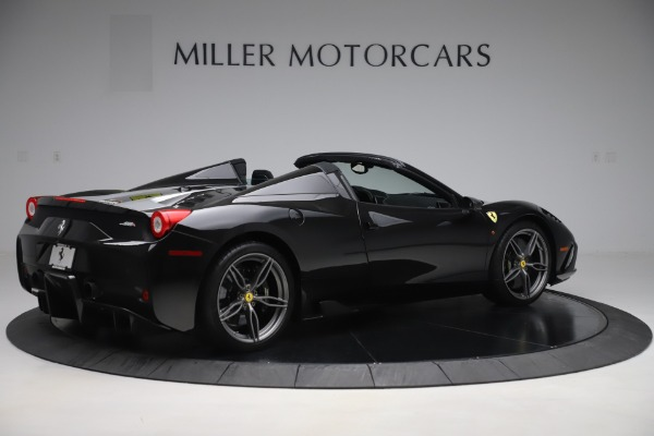 Used 2015 Ferrari 458 Speciale Aperta for sale $635,900 at Rolls-Royce Motor Cars Greenwich in Greenwich CT 06830 8