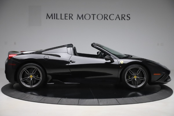 Used 2015 Ferrari 458 Speciale Aperta for sale $635,900 at Rolls-Royce Motor Cars Greenwich in Greenwich CT 06830 9