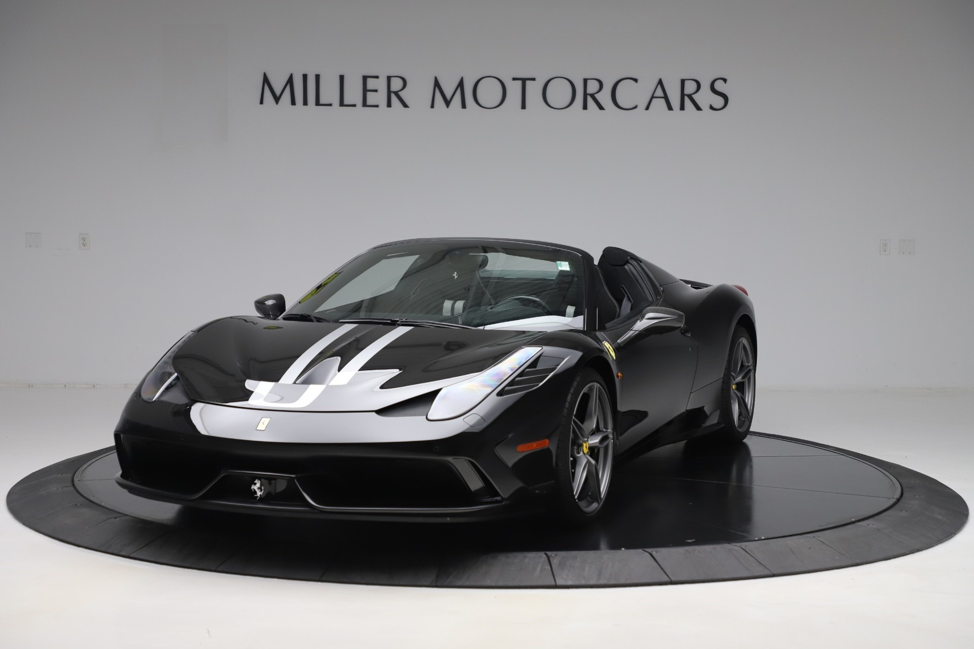 Used 2015 Ferrari 458 Speciale Aperta for sale $635,900 at Rolls-Royce Motor Cars Greenwich in Greenwich CT 06830 1
