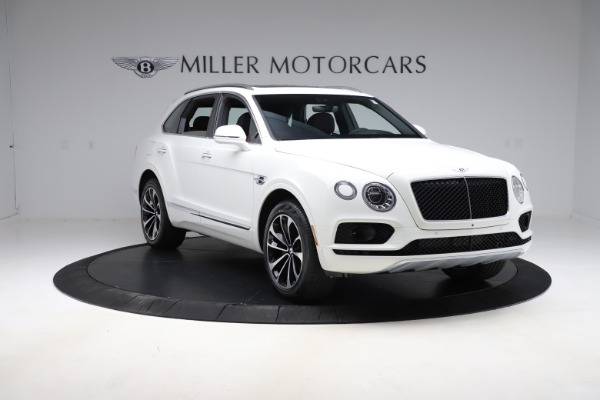 New 2020 Bentley Bentayga V8 for sale Sold at Rolls-Royce Motor Cars Greenwich in Greenwich CT 06830 11