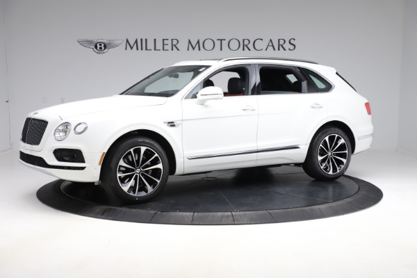 New 2020 Bentley Bentayga V8 for sale Sold at Rolls-Royce Motor Cars Greenwich in Greenwich CT 06830 2
