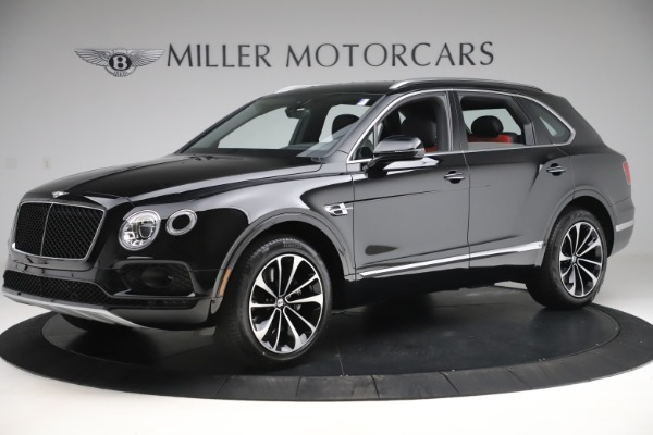 New 2020 Bentley Bentayga V8 for sale $195,265 at Rolls-Royce Motor Cars Greenwich in Greenwich CT 06830 2