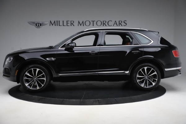 New 2020 Bentley Bentayga V8 for sale $195,265 at Rolls-Royce Motor Cars Greenwich in Greenwich CT 06830 3