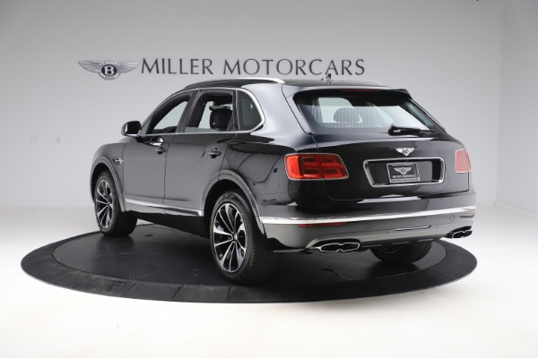 New 2020 Bentley Bentayga V8 for sale $195,265 at Rolls-Royce Motor Cars Greenwich in Greenwich CT 06830 5