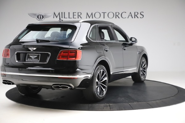New 2020 Bentley Bentayga V8 for sale $195,265 at Rolls-Royce Motor Cars Greenwich in Greenwich CT 06830 7