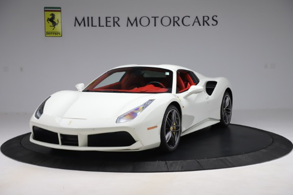 Used 2018 Ferrari 488 Spider for sale Sold at Rolls-Royce Motor Cars Greenwich in Greenwich CT 06830 13