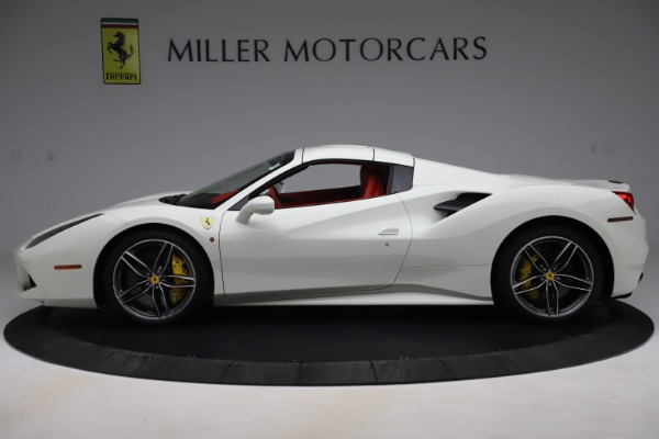 Used 2018 Ferrari 488 Spider for sale Sold at Rolls-Royce Motor Cars Greenwich in Greenwich CT 06830 14