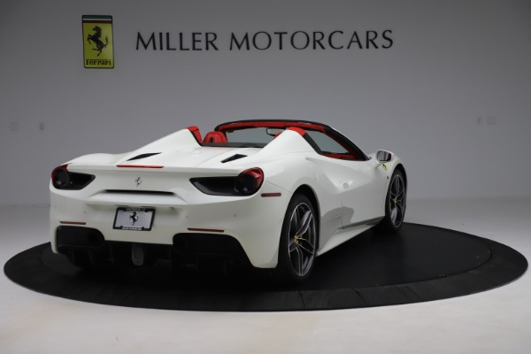 Used 2018 Ferrari 488 Spider for sale Sold at Rolls-Royce Motor Cars Greenwich in Greenwich CT 06830 7