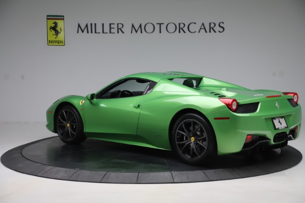 Used 2015 Ferrari 458 Spider for sale $249,900 at Rolls-Royce Motor Cars Greenwich in Greenwich CT 06830 15