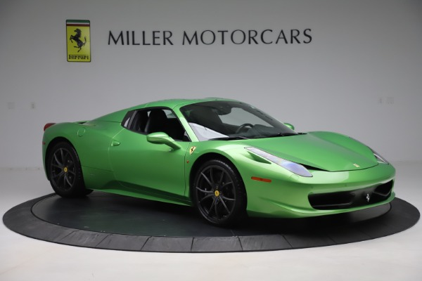 Used 2015 Ferrari 458 Spider for sale $249,900 at Rolls-Royce Motor Cars Greenwich in Greenwich CT 06830 18