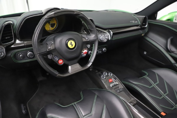 Used 2015 Ferrari 458 Spider for sale $249,900 at Rolls-Royce Motor Cars Greenwich in Greenwich CT 06830 19