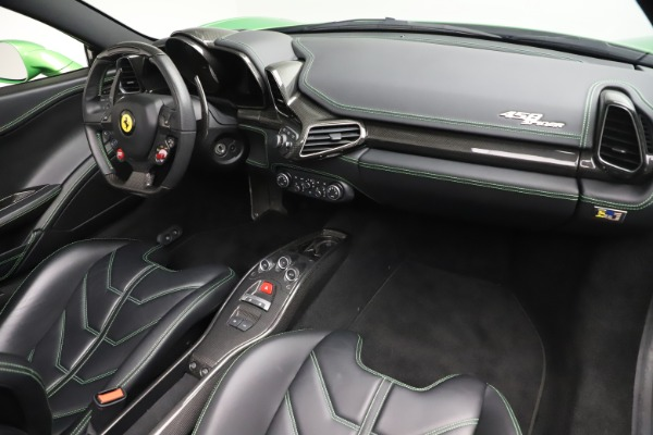 Used 2015 Ferrari 458 Spider for sale $249,900 at Rolls-Royce Motor Cars Greenwich in Greenwich CT 06830 23