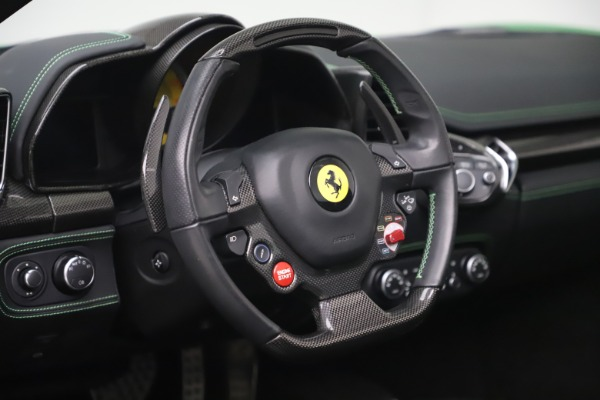 Used 2015 Ferrari 458 Spider for sale $249,900 at Rolls-Royce Motor Cars Greenwich in Greenwich CT 06830 26