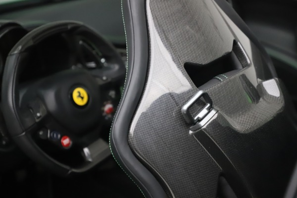 Used 2015 Ferrari 458 Spider for sale $249,900 at Rolls-Royce Motor Cars Greenwich in Greenwich CT 06830 28