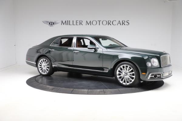New 2020 Bentley Mulsanne for sale Sold at Rolls-Royce Motor Cars Greenwich in Greenwich CT 06830 10