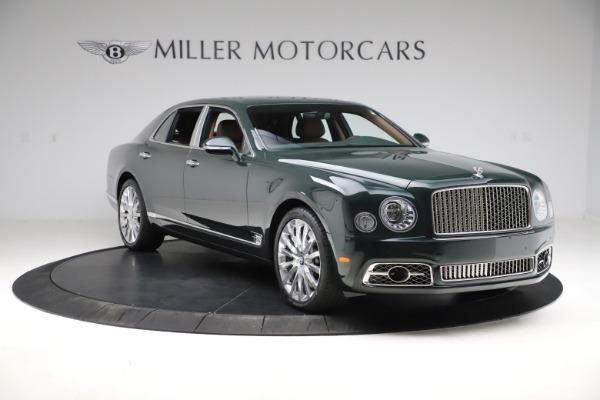 New 2020 Bentley Mulsanne for sale Sold at Rolls-Royce Motor Cars Greenwich in Greenwich CT 06830 11