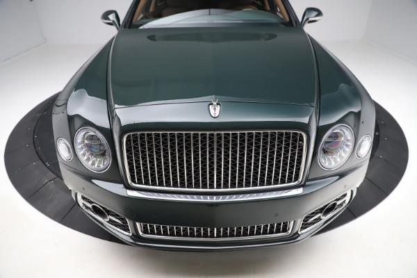 New 2020 Bentley Mulsanne for sale Sold at Rolls-Royce Motor Cars Greenwich in Greenwich CT 06830 13