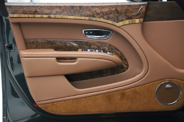 New 2020 Bentley Mulsanne for sale Sold at Rolls-Royce Motor Cars Greenwich in Greenwich CT 06830 16